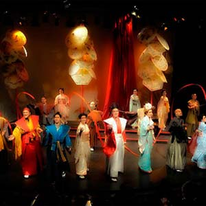 The Mikado with Toronto Operetta Theatre