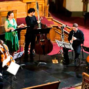 Talisker Players chamber music plays Bryars Adnan Songbook