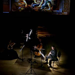 Scheherazade with the Swiss Piano Trio, Festival of the Sound, Mark Rash, Photographer
