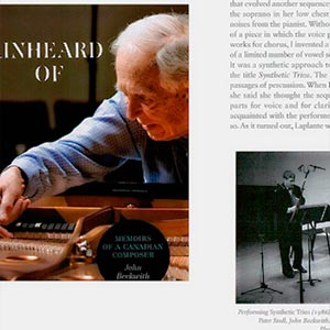 Unheard Of (An autobiography of composer John Beckwith)
